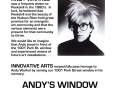 Microsoft Word - ANDY'S WINDOW Mythology.docx